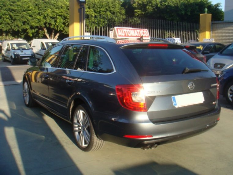 SKODA SUPERB 9511 HYF 002