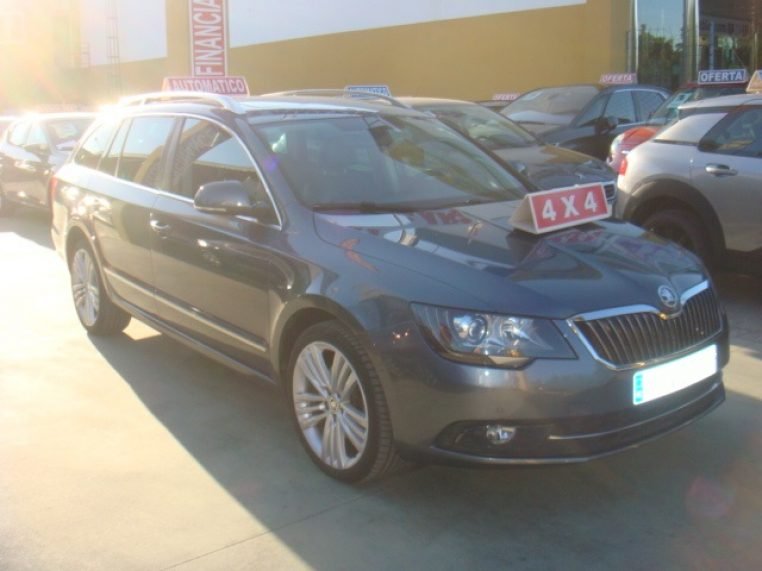 SKODA SUPERB 9511 HYF 005