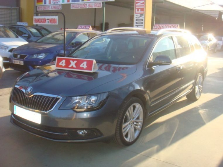 SKODA SUPERB 9511 HYF 006